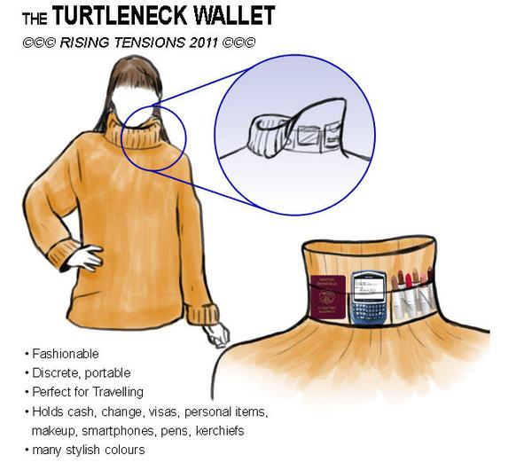 Turtleneck Wallet