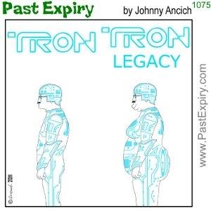 [CARTOON] Tron Legacy Movie