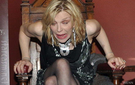 """How to Receive and Award"" by Courtney Love"