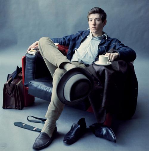 Young Ian McKellen Looks Hawt!