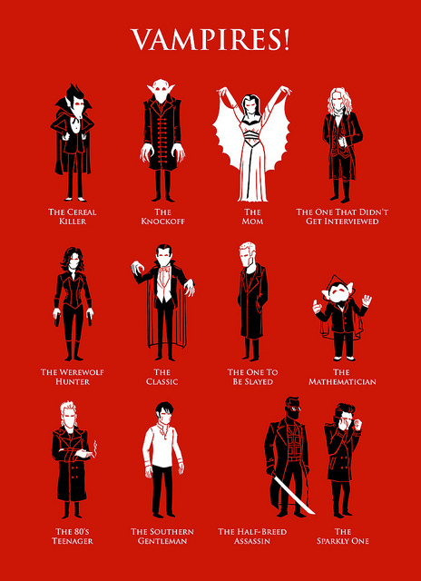 The 12 Most Famous (And Infamous) Vampires