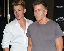 Calvin Klein Opens Up About His Addictions