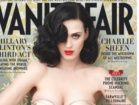 Katy Perry Unveils Her Beauty Regime!