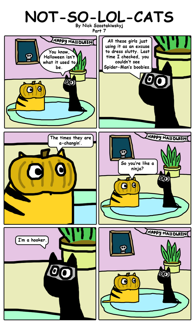 Not-So-LoL Cats Episode 7