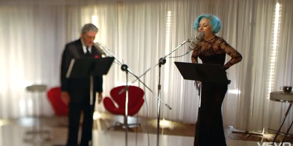 NEW MUSIC: Tony Bennett and Lady Gaga 'The Lady is a Tramp' – VIDEO