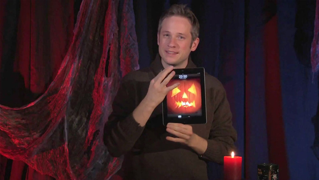 iPad Halloween Magic [Video], 10 Weeks in the Making