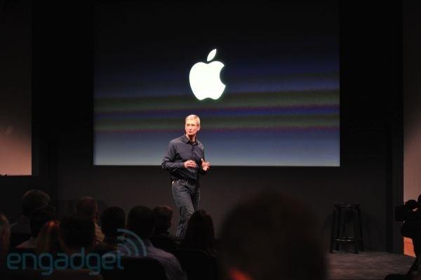 Tim Cook Kind Of Looking Like Steve Jobs
