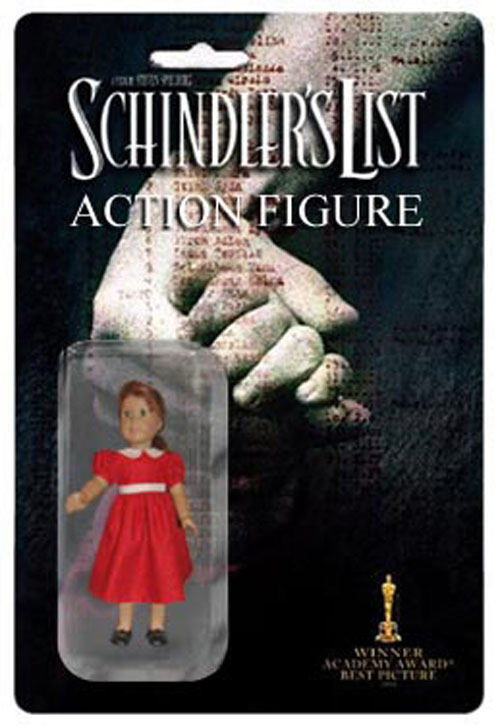 Schindler's List Action Figure