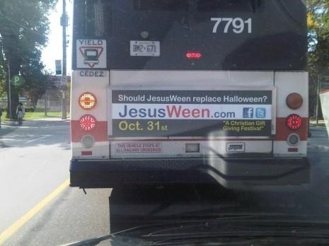 JesusWeen Is Coming