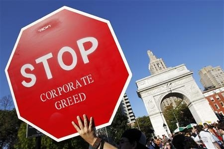 #OccupyWallStreet Protesters Expand Demonstrations Into Greater Manhattan