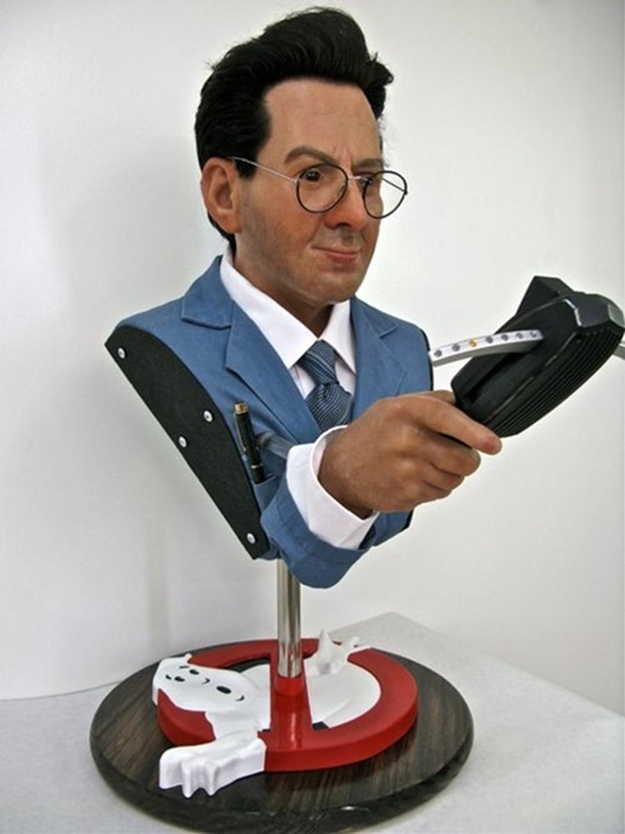 Impressive Egon Spengler Sculpture