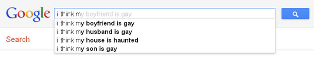 Oh Google...