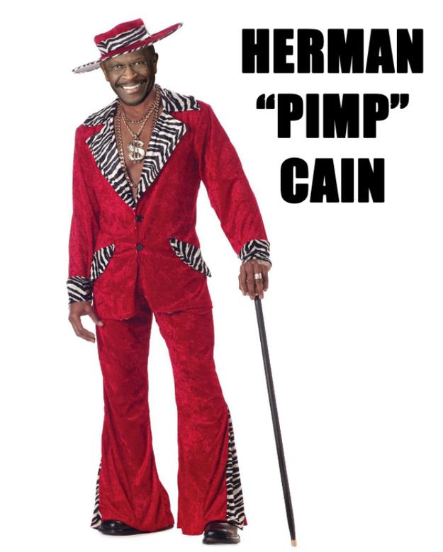 Herman Pimp Cain