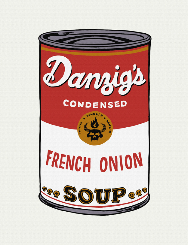 Danzig's French Onion Soup