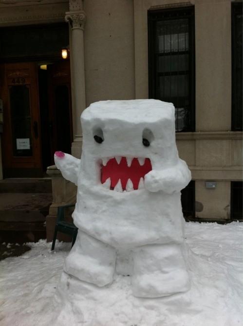 Snow-mo-Kun