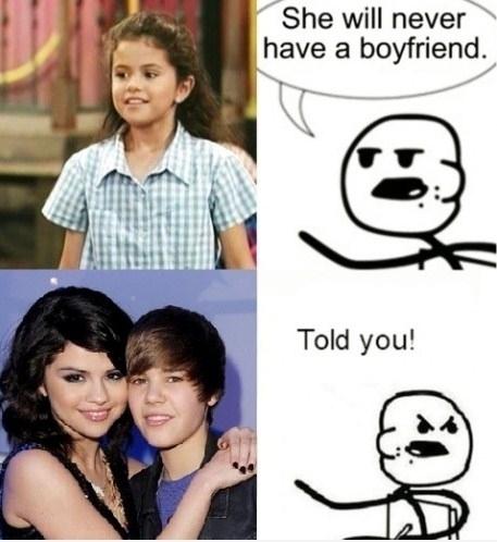 Selena Gomez Has No Boyfriend