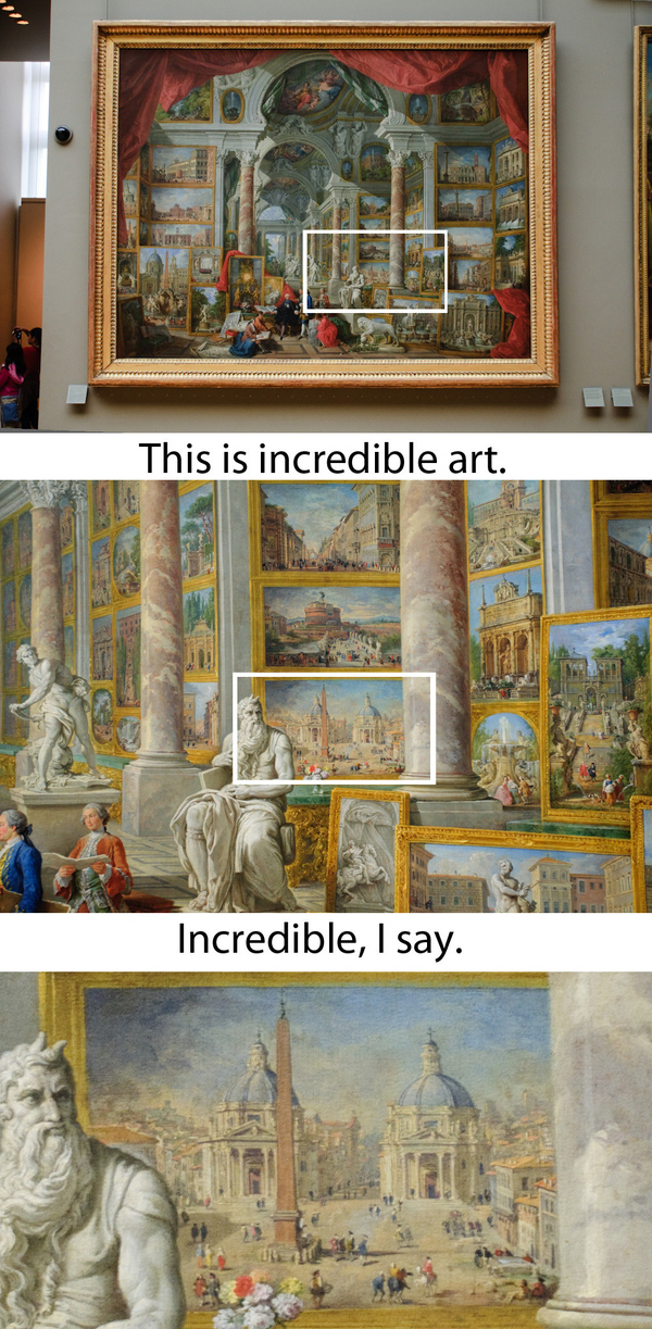 Incredible Meta Painting