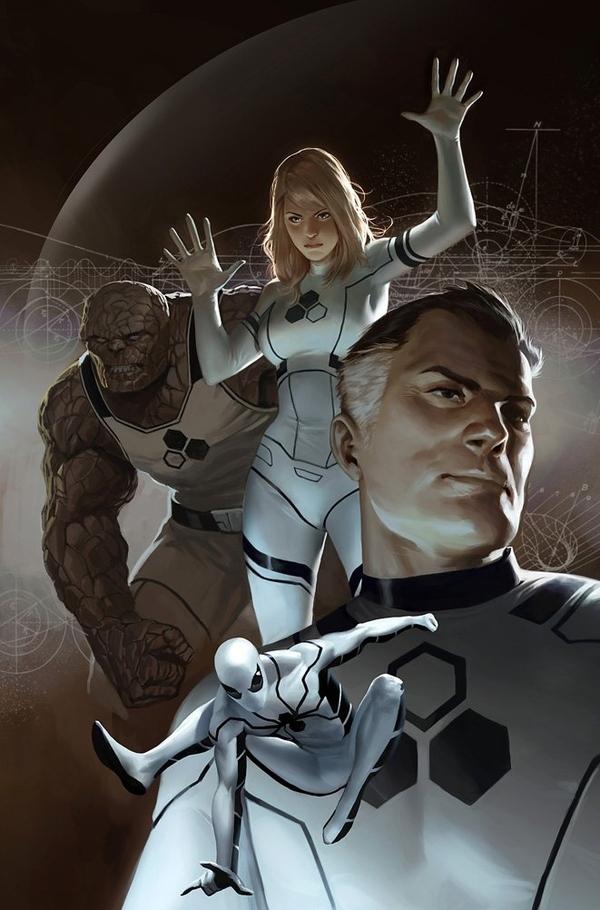 Fantastic Four Becomes Fantastic Three