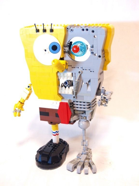 SpongeBob Is A Terminator