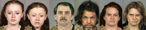From Drugs to Mugs: How Meth Addiction Takes a Devastating Toll