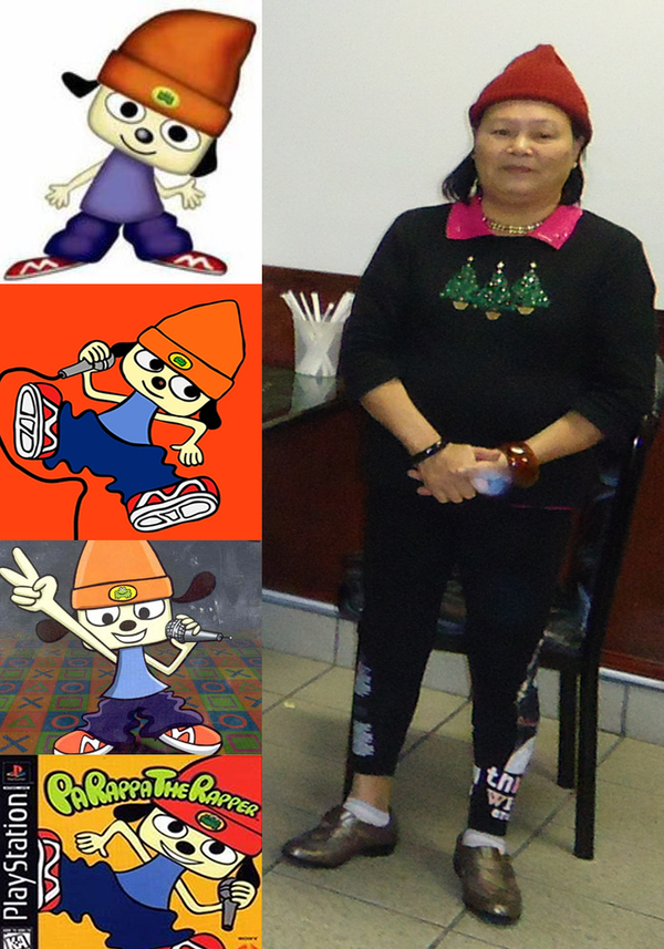 Parappa The Asian
