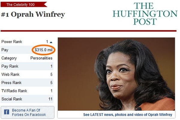 Look Who Could Have Bought Huffington Post