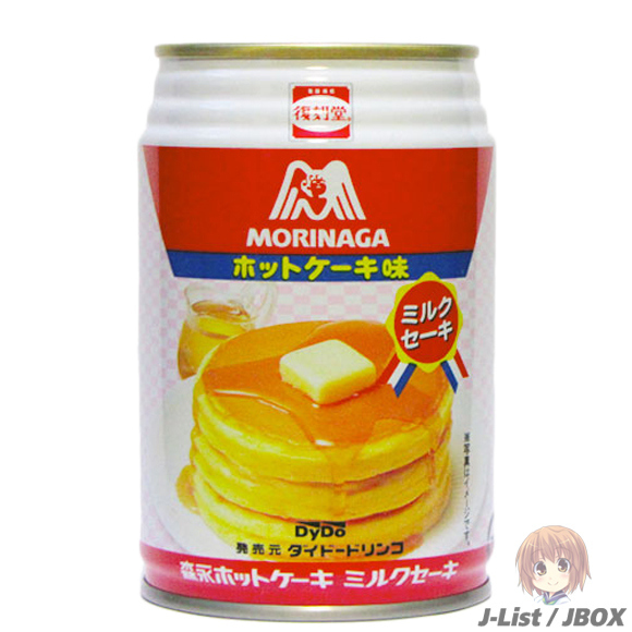 Japanese Pancakes in a Can