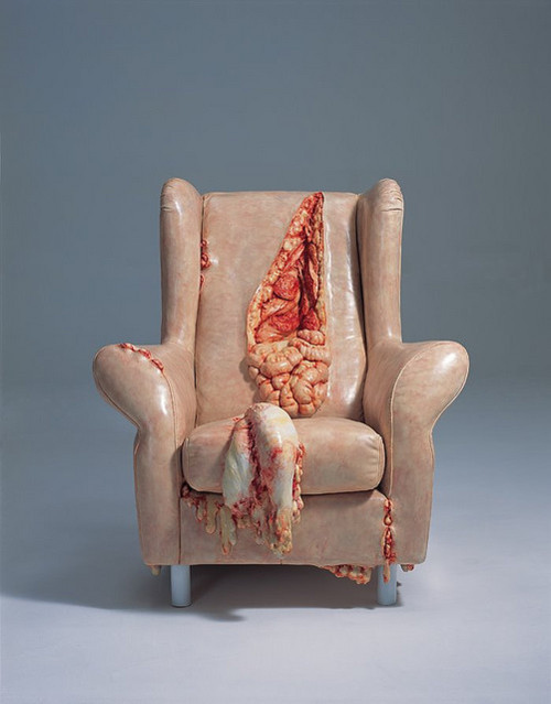 Guts Chair is Horrid