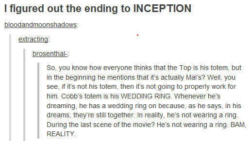 Mind Blown By Inception