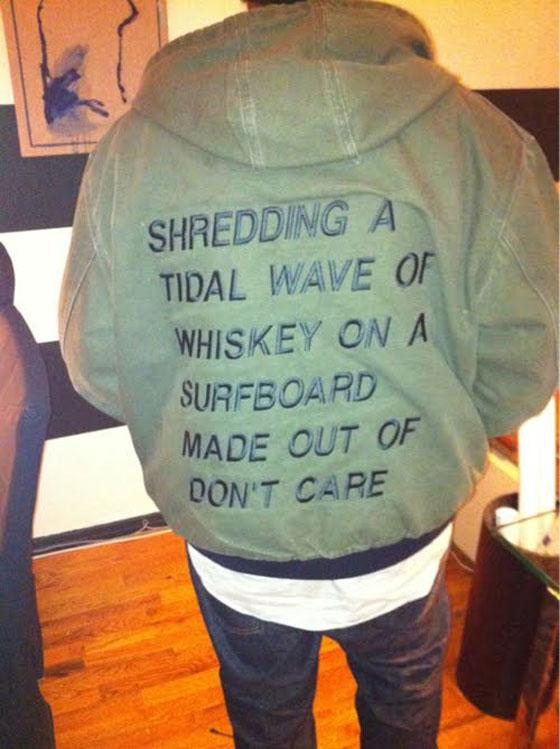 World's Greatest Jacket