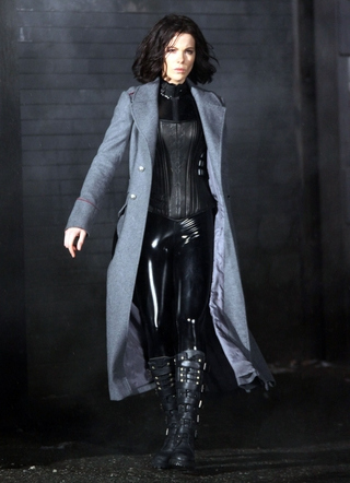 First Official Look At Kate Beckinsale In Underworld: New Dawn 3D