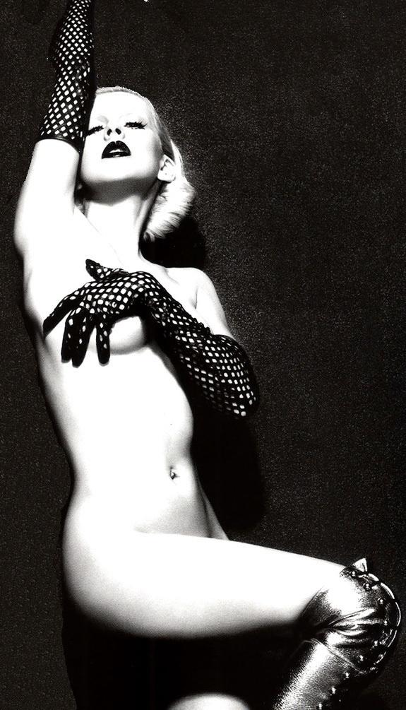 Exclusive: Christina Aguilera Pics
