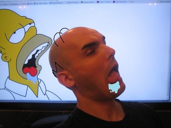 Bic Pics: Homer Simpson, Ben Kingsley, the List Goes On...