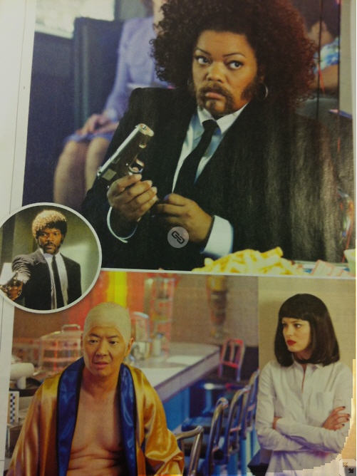 'Community' To Pay Homage To Pulp Fiction-First Look