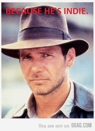 Why Do Hipsters Love Harrison Ford?