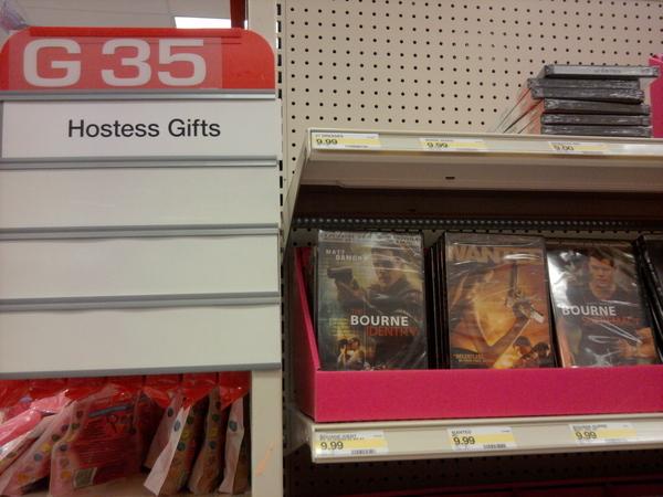 Target's Idea of a Hostess Gift