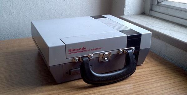 NES Lunchbox