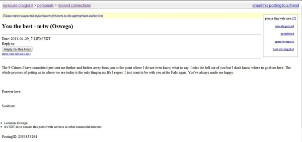 Craigslist You The Best
