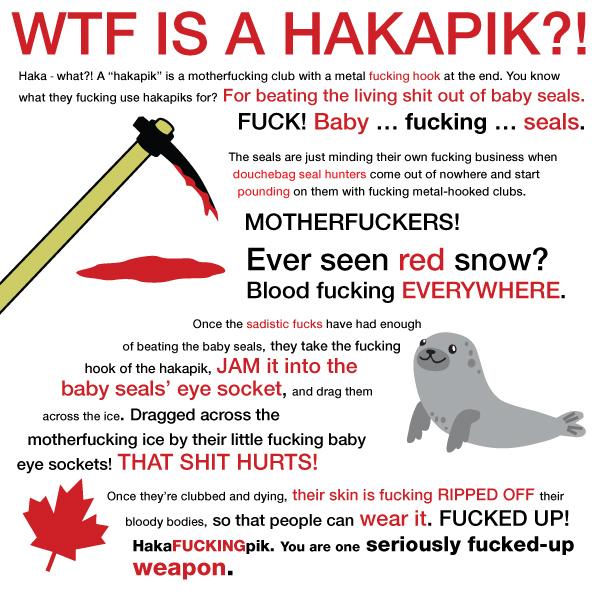 WTF Is A Hakapik?!