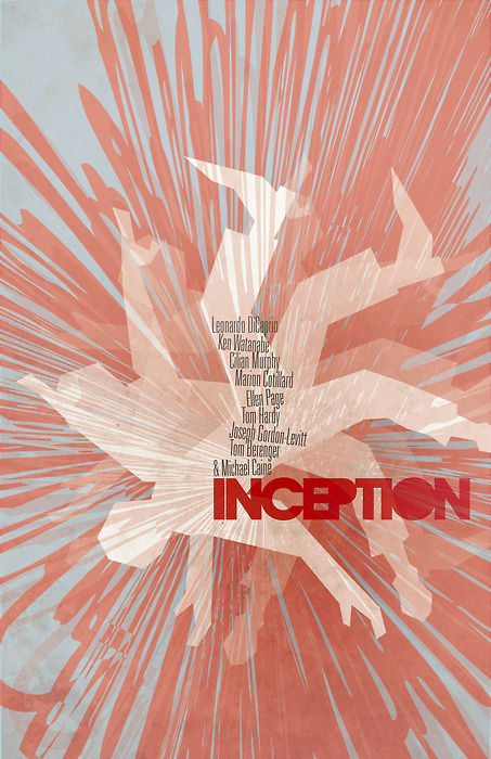 Alternative Inception Posters