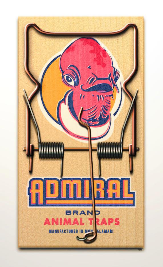 Admiral Traps.