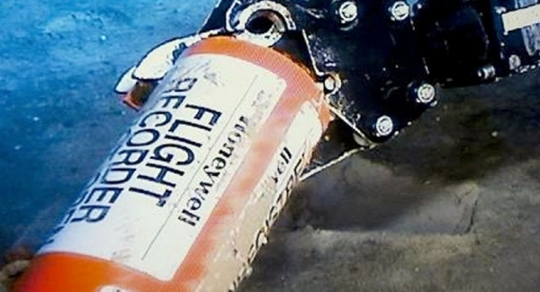 Black Box Recovered From Air-France Flight 447