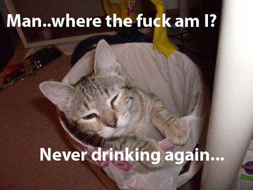 Drinking Fail.