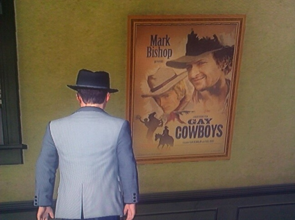 L.A. Noir's Gay Cowboys