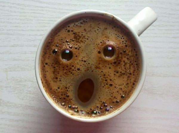 Shocking Coffee