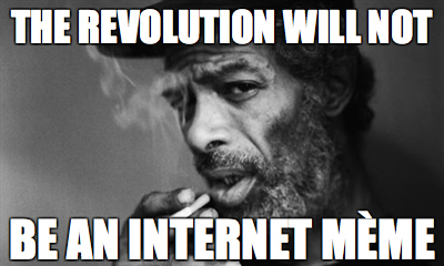 Gil Scott-Heron Will Not Be an Internet Mème
