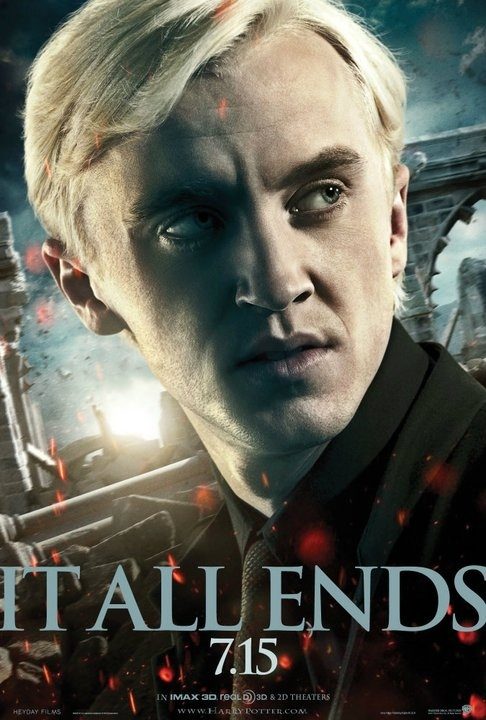 Draco 'Deathly Hallows' Promotional Poster