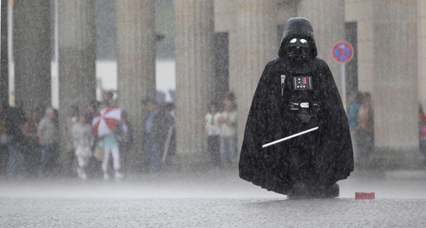 The Saddest Lord Vader In All Of The Empire