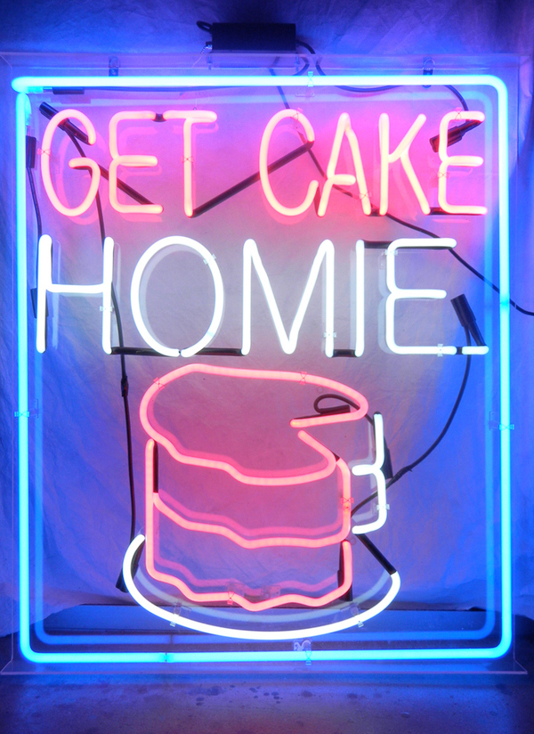 Get Cake Homie!