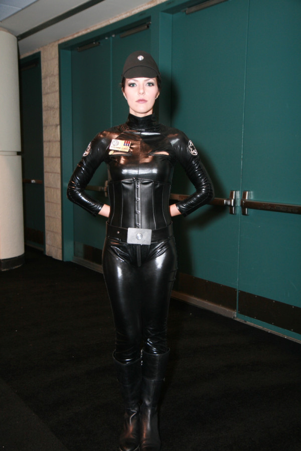 Female Imperial Officer Cosplay